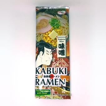 歌舞伎ラーメン 豚骨味噌
