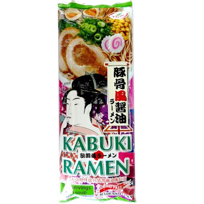アニマルフリ―歌舞伎ラーメン豚骨風醤油