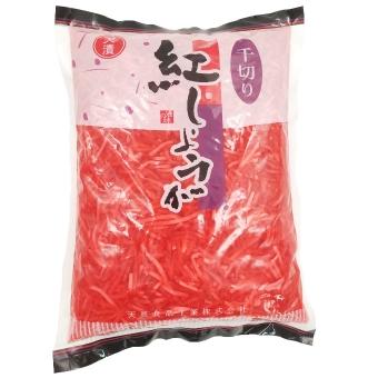 千切り紅生姜 (1kg)