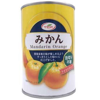 みかん缶詰 4号缶 EO缶