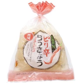 ピリ辛らっきょう (80g)