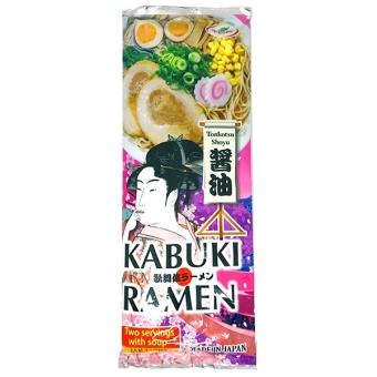 歌舞伎ラーメン 豚骨醤油
