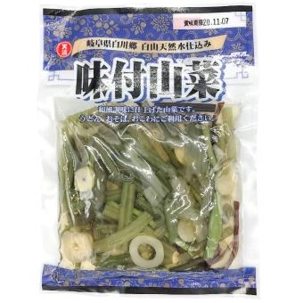 味付山菜 (85g)