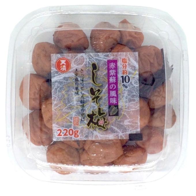 しそ梅干し (220g)
