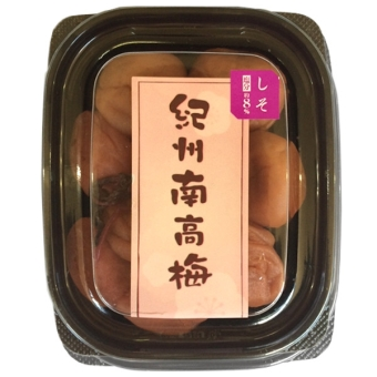 紀州南高梅しそ漬梅 (100g)