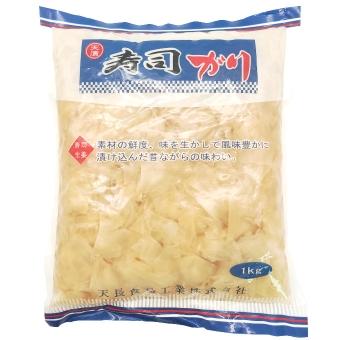 寿司ガリ(白)(1kg)