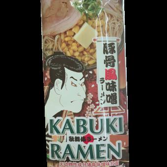 アニマルフリ―歌舞伎ラーメン豚骨風味噌