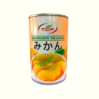 みかん缶詰 4号缶 E.O.缶