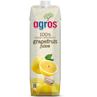 アグロス グレープフルーツジュース (1L)