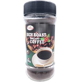 リッチ・ロースト・インスタント・コーヒー (100g)