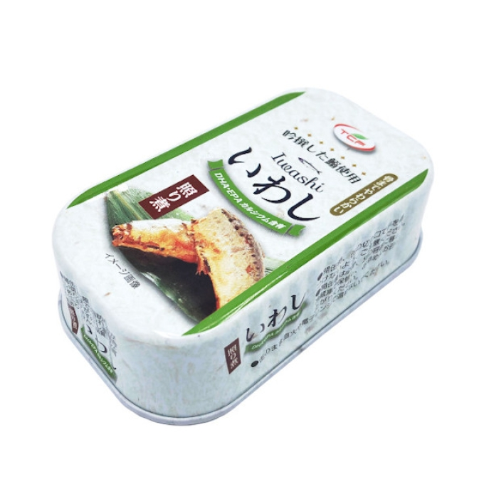 いわし照り煮 EO缶 (100g)