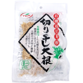 有機切り干し大根 (60g)