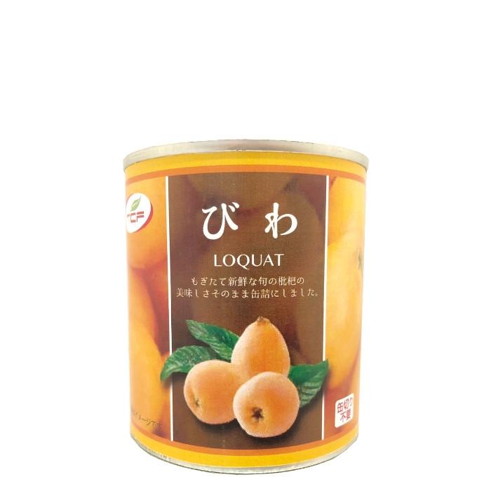 びわ缶詰 5号缶 EO缶