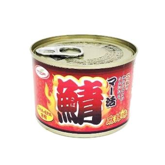 マー活鯖缶詰(辛みそ煮)EO缶 (200g)