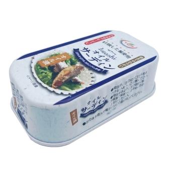 オイルサーディン EO缶 (100g)