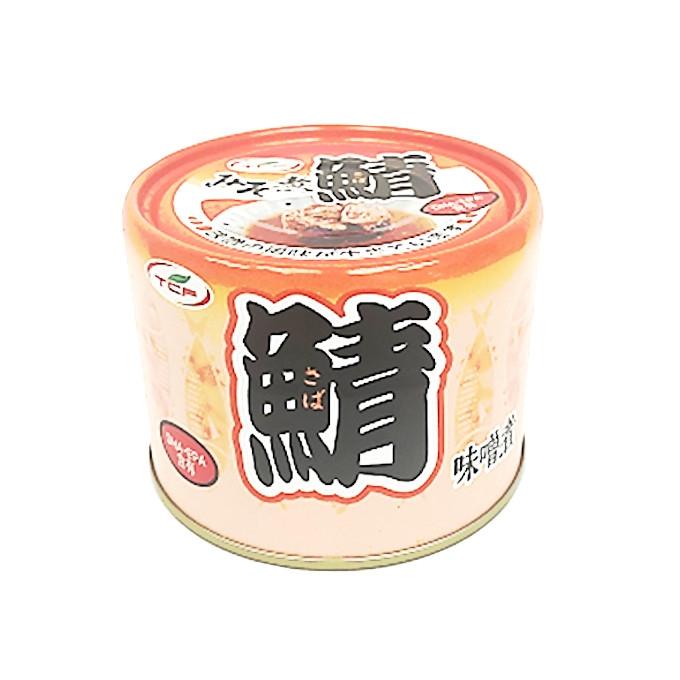 鯖味噌煮缶 EO缶 (200g)
