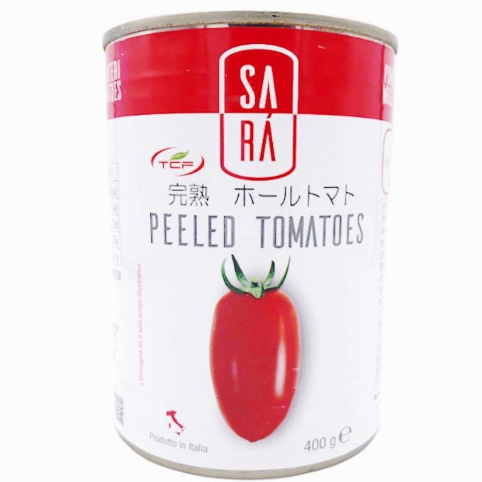 完熟ホールトマト 4号缶 EO缶