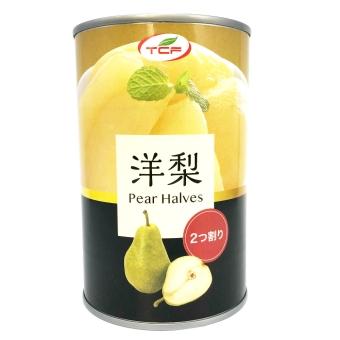 洋梨缶詰 2つ割り 5号缶 EO缶
