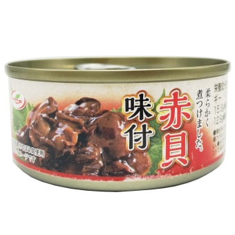 赤貝味付 (100g)