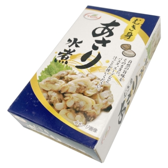 あさり水煮 (85g)